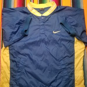 Vintage Nike Pullover short sleeve